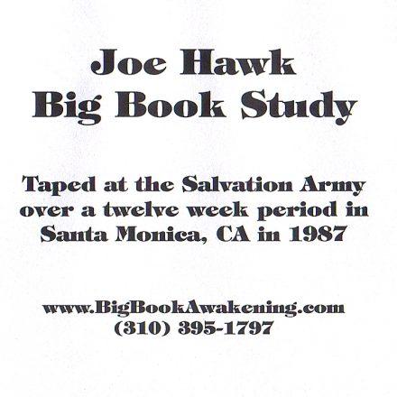 Joe Hawk Big Book Study